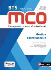 livre de gestion opérationnelle pour le BTS MCO